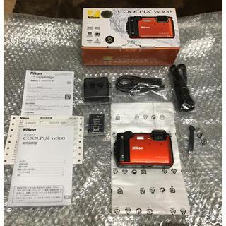 ニコン(Nikon)のNikon デジタルカメラ COOLPIX W300 OR クールピクス (コンパクトデジタルカメラ)