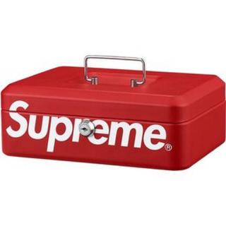 シュプリーム(Supreme)の supreme 17AW Lock box Red(小物入れ)
