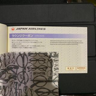 ジャル(ニホンコウクウ)(JAL(日本航空))のりんさん専用 JAL ラウンジクーポン 2枚セット 日本航空(その他)