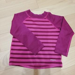 パタゴニア(patagonia)のパタゴニア キャプリーン 2T (Tシャツ/カットソー)