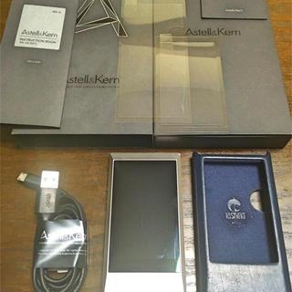 アイリバー(iriver)のAstell&Kern AK Jr 64GB Sleek Silver(ポータブルプレーヤー)