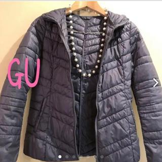 ジーユー(GU)のGU レディース ウルトラ薄手ダウンジャケット   Sサイズ  A-23(ダウンジャケット)