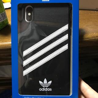 アディダス(adidas)のiPhoneXS MAX ケース(iPhoneケース)