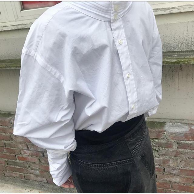 CIRCA(サーカ)の77circa usdeシャツ レディースのトップス(シャツ/ブラウス(長袖/七分))の商品写真