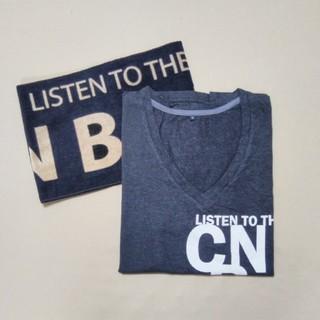 シーエヌブルー(CNBLUE)のCNBLUE「LISTEN TO THE CNBLUE」Tシャツ、マフラータオル(アイドルグッズ)