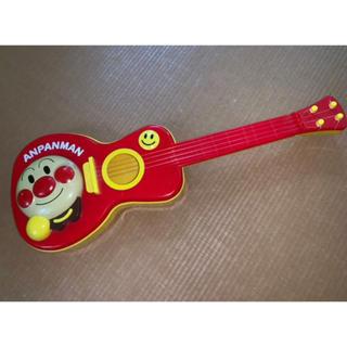 アンパンマン(アンパンマン)のアンパンマン ギター(楽器のおもちゃ)