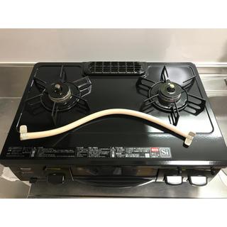 リンナイ(Rinnai)のリンナイ ガスコンロ rt61gh-r(調理機器)