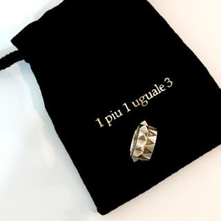 ウノピゥウノウグァーレトレ(1piu1uguale3)の1piu1uguale3 シルバーリング(リング(指輪))
