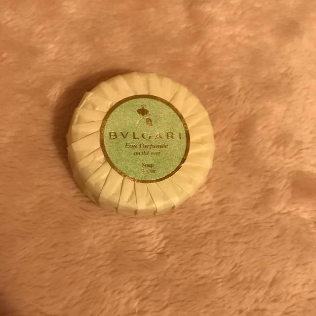 BVLGARI(ブルガリ)のBVLGARI ソープ コスメ/美容のボディケア(ボディソープ / 石鹸)の商品写真