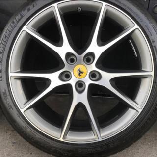 フェラーリ カリフォルニア 純正 タイヤホイール 4本セット Ferrari(タイヤ・ホイールセット)