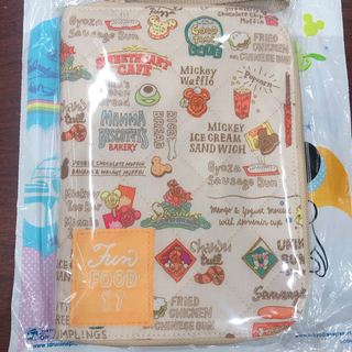 ディズニー(Disney)のディズニー パークフード 母子手帳ケース 母子手帳カバー 母子手帳(母子手帳ケース)