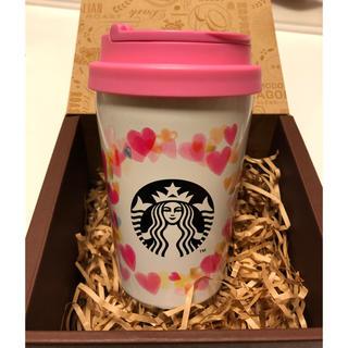 スターバックスコーヒー(Starbucks Coffee)のバレンタイン2019ToGoロゴタンブラー(タンブラー)