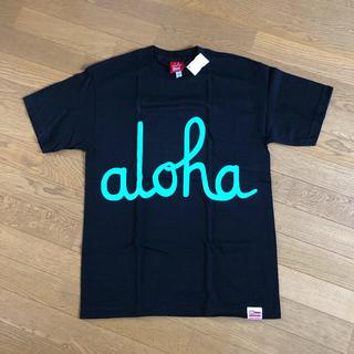 インフォメーション(IN4MATION)のインフォメーション aloha Tシャツ Mサイズ(Tシャツ/カットソー(半袖/袖なし))