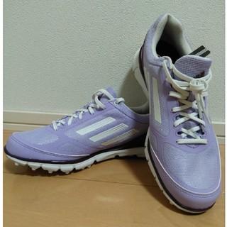 アディダス(adidas)のadidas アディダス W adizero Sport Ⅱ ゴルフ25.0cm(シューズ)