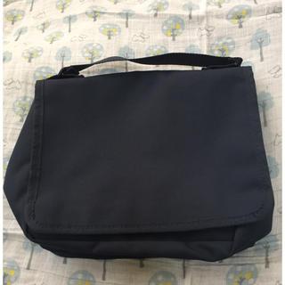 ムジルシリョウヒン(MUJI (無印良品))の無印 オムツポーチ(ベビーおむつバッグ)