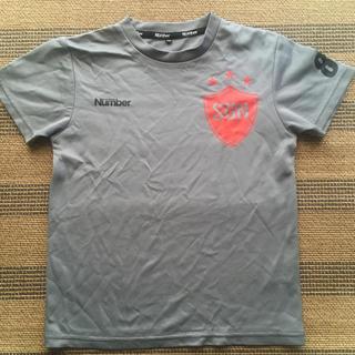 ナンバーナイン(NUMBER (N)INE)のTシャツ 半袖 スポーツ 140 ㎝ (Tシャツ/カットソー)