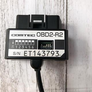 コムテック OBD2-R2(レーダー探知機)