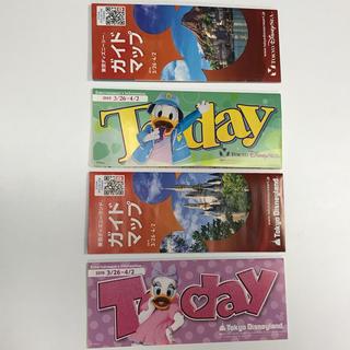Disney - ToDay ガイドブック ディズニーランド ディズニーシー セット