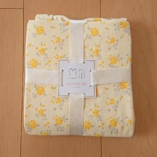 ジーユー(GU)の【新品・タグ付き】GU 半袖パジャマ 130 (パジャマ)