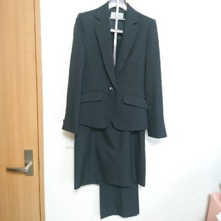 シマムラ(しまむら)のレディース スーツ 3点セット ストライプ入り(スーツ)
