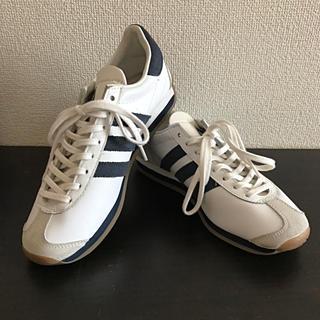 アディダス(adidas)のmita sneakers × adidas Originals  カントリー(スニーカー)
