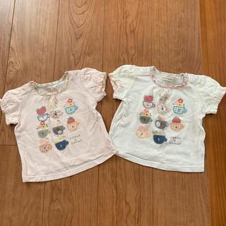 クーラクール(coeur a coeur)のクーラクール70センチTシャツ(Tシャツ)