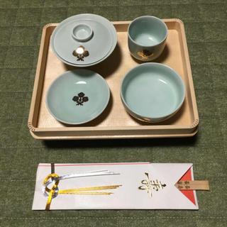 【新品】百日祝い お食い初め 食器 セット(お食い初め用品)
