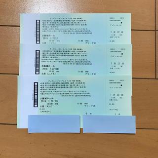 ディズニー(Disney)のディズニーオンアイス 大阪城ホール 7月22日(月) 11時開演(キッズ/ファミリー)