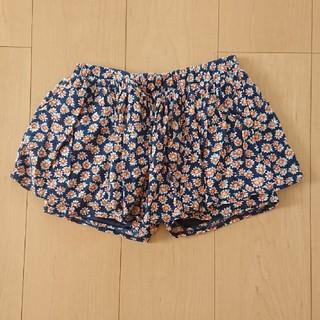 イングファースト(INGNI First)の【INGNI First】インナーパンツ付き 花柄スカート 120~130(スカート)