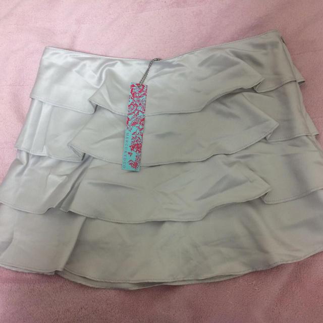 MERCURYDUO(マーキュリーデュオ)の【MERCURYDUO】ミニスカート レディースのスカート(ミニスカート)の商品写真