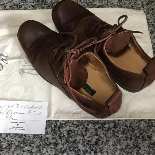 Paul Harnden(ポールハーデン)のPaul Harnden  ポールハーデン 4.5 新品 レディースの靴/シューズ(ローファー/革靴)の商品写真
