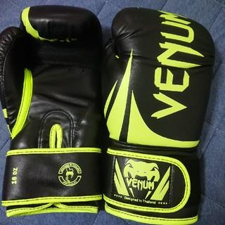 VENUM グローブ16オンス(ボクシング)