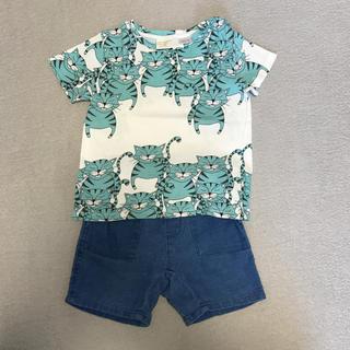 ザラ(ZARA)のZARA baby パンツ&Tシャツ セット 95㎝(パンツ/スパッツ)