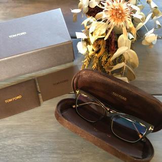 トムフォード(TOM FORD)のトムフォード TOMFORD 伊達眼鏡 メガネ(サングラス/メガネ)