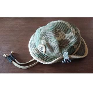 キッズフォーレ(KIDS FORET)のキッズ キャップ 54cm(帽子)