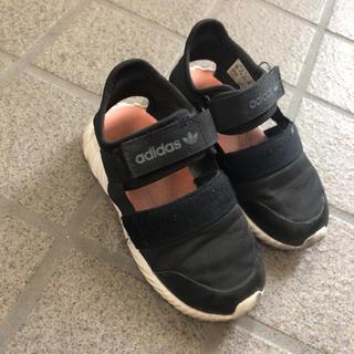 アディダス(adidas)のキッズ ドゥーム サンダル DOOM SANDAL ベビー サンダル(サンダル)