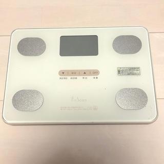 タニタ(TANITA)のFitScan 体重計(体重計)