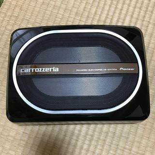carrozzeria SUBWOOFER TS-WX110A(カーオーディオ)