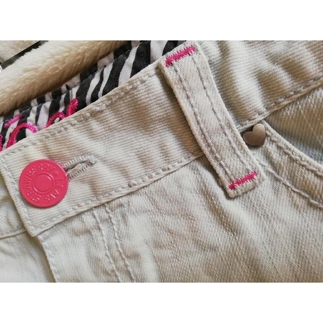 ByeBye(バイバイ)のByeBye デニムショートパンツ レディースのパンツ(ショートパンツ)の商品写真