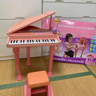 ピアノ キッズ 女の子(楽器のおもちゃ)
