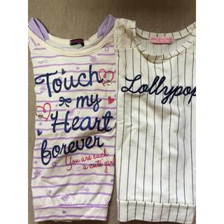 シマムラ(しまむら)のカットソー150センチ(Tシャツ/カットソー)