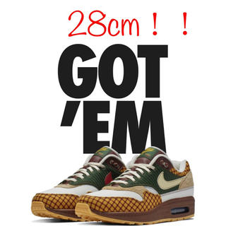 ナイキ(NIKE)の28cm NIKE AIR MAX SUSAN MISSING LINK(スニーカー)