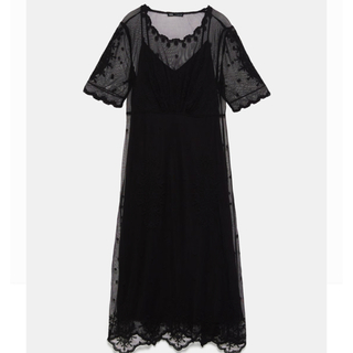 ザラ(ZARA)の結婚式ドレス(ロングドレス)