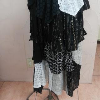 エルロデオ ツギハギ スカート