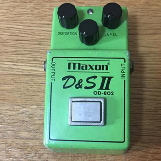 アイバニーズ(Ibanez)のMaxon OD-802 RC4558P Malaysia Vintage(エフェクター)