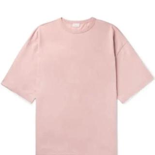 ドリスヴァンノッテン(DRIES VAN NOTEN)のドリスヴァンノッテン 2018SS オーバーサイズTシャツ(Tシャツ/カットソー(半袖/袖なし))