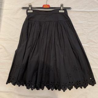 ヴィヴィアンウエストウッド(Vivienne Westwood)のヴィヴィアン♡スカート(ひざ丈スカート)