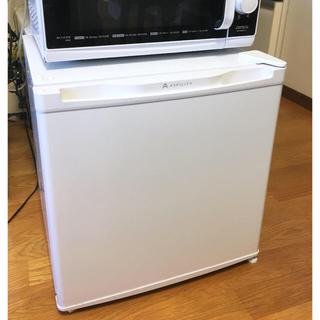 ムジルシリョウヒン(MUJI (無印良品))の*ほぼ未使用・美品*  [1ドア小型冷蔵庫 46L ホワイト] (冷蔵庫)
