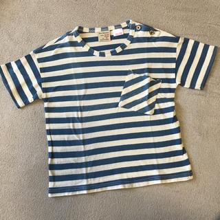 ザラ(ZARA)のZARA baby ボーダーTシャツ 92㎝(Tシャツ/カットソー)