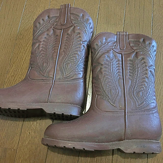 ブリーズ(BREEZE)のBreeze ウエスタン風 長靴 18㎝(長靴/レインシューズ)